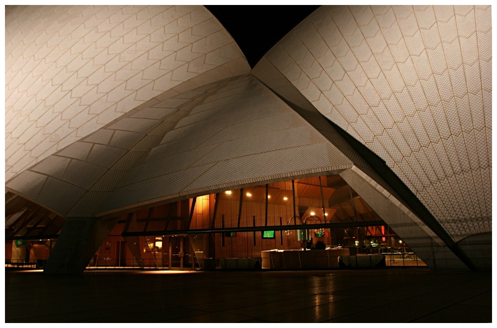 another view on the opera house
