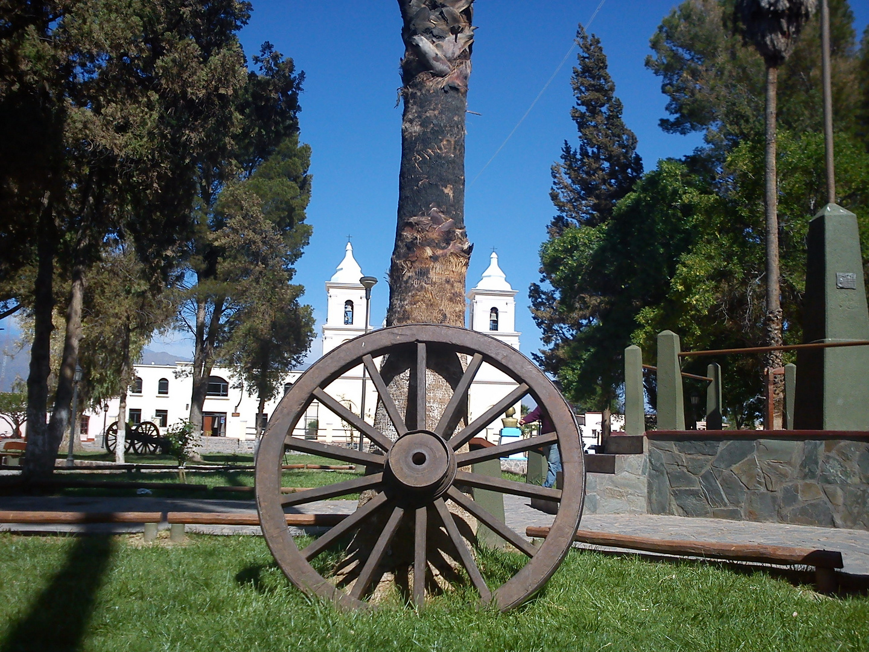 "Anquingasta ""Pueblo de Altura"""