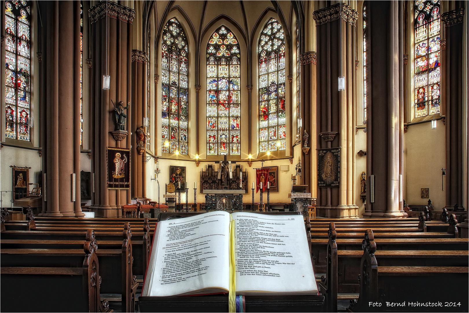 Anrath .... St. Johannes Baptist