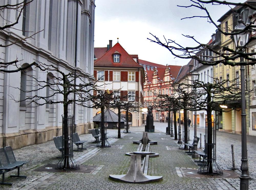 Ansbach im Februar 5