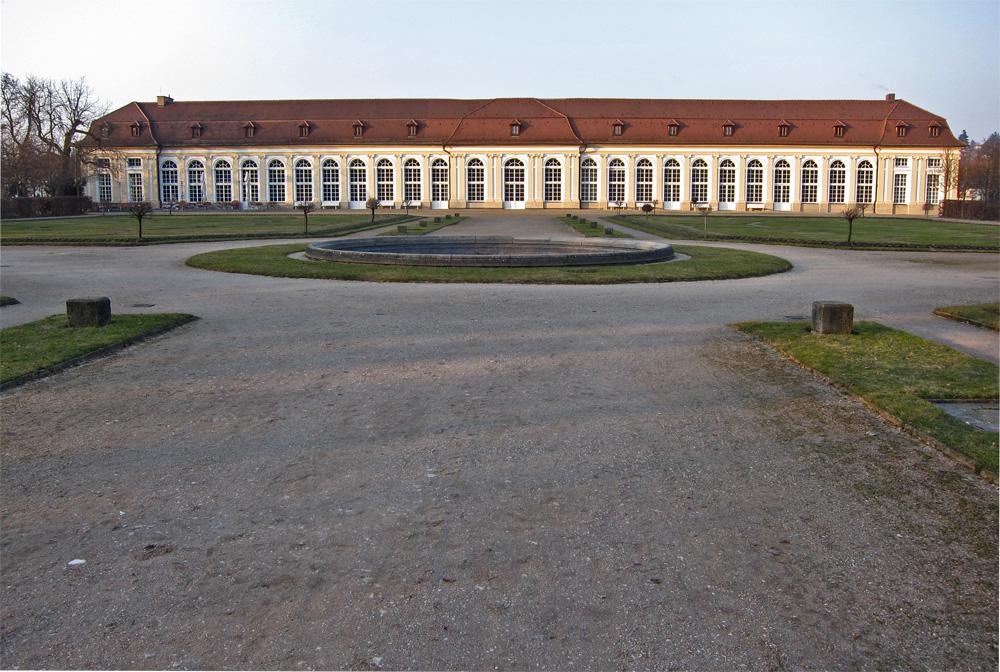 Ansbach im Februar 9