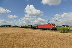 Anschlußbahn zur BASF
