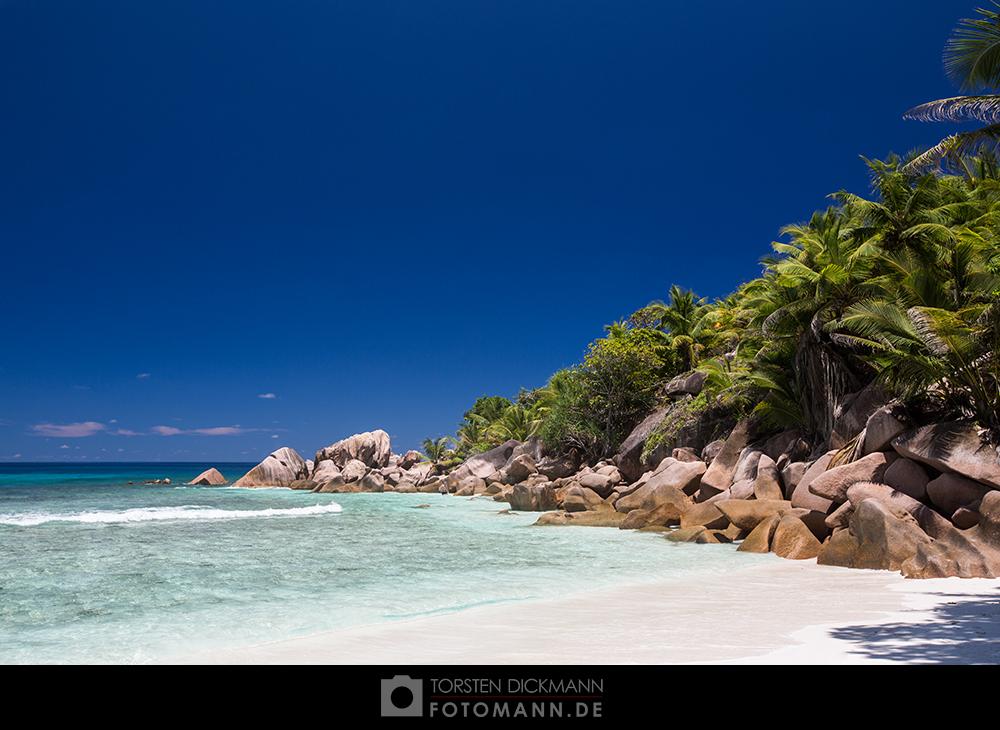 Anse Cocos, La Digue