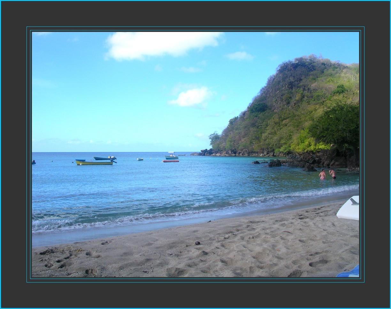 Anse d'Arlet - Février 2006 - Martinique