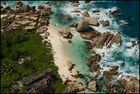 Anse Maron Beach, La Digue, Seychellen