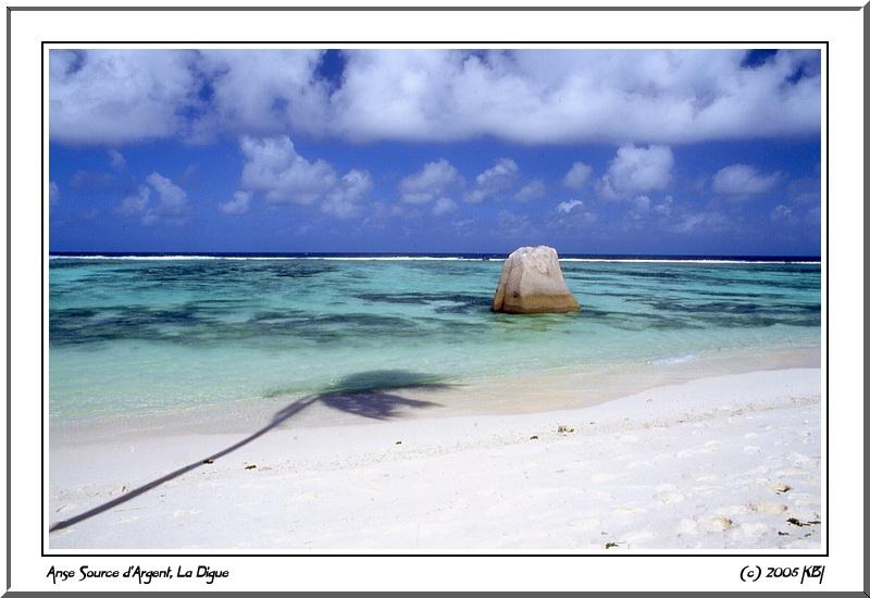 Anse Source d'Argent, La Digue