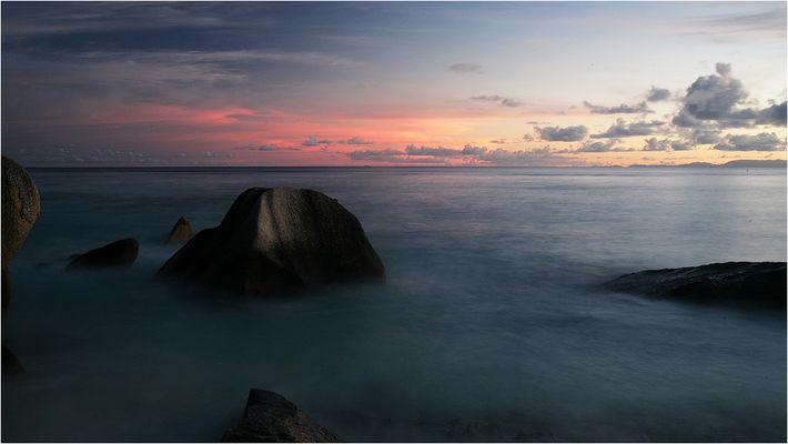 Anse Source D'Argent / La Digue / Seychellen