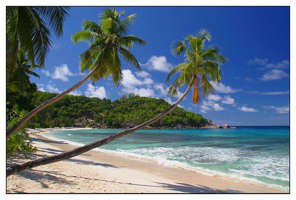 Anse Takamaka, Mahé (Seychellen)
