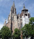 Ansicht des Ulmer Münster