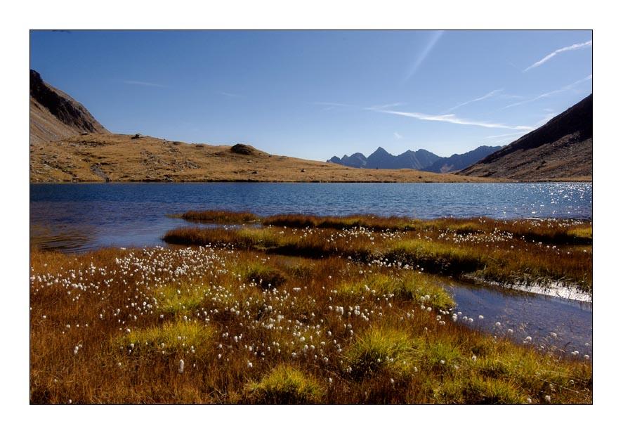 Ansicht eines Sees 3