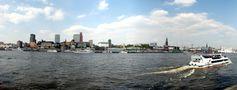 Ansicht von Hamburg von tyrion52