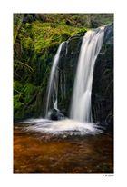 Ansichten - kleiner Wasserfall