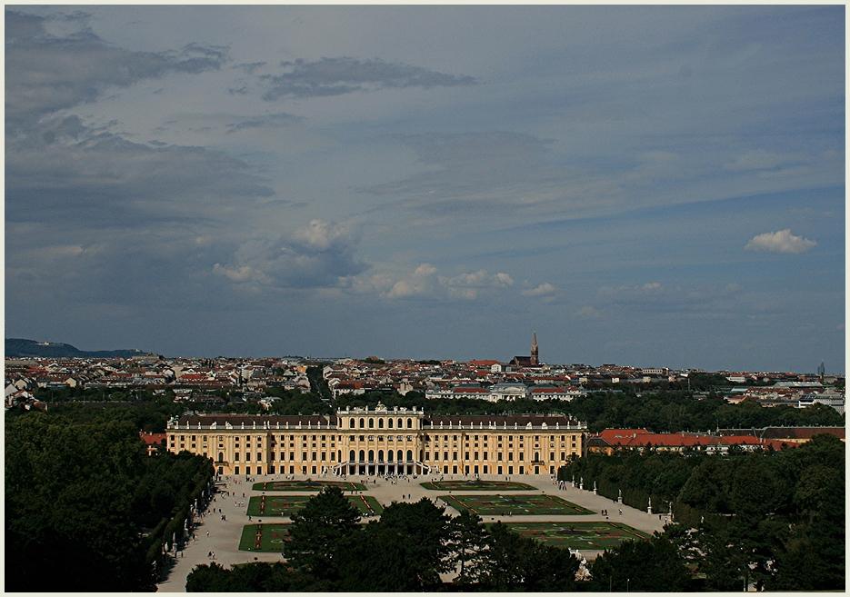 Ansichten v. Wien