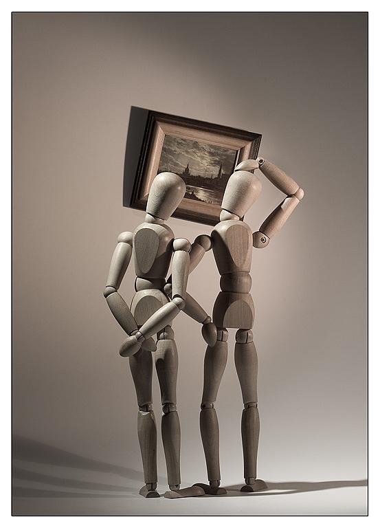 Ansichtssache... by Frank Socha