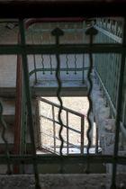 Anstaltstreppenhausfenster