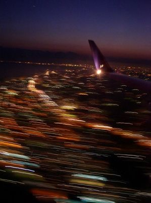 Antalya bei Nacht