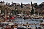 Antalya - historischer Hafen 2