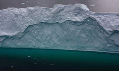 Antarctic Ice-Berg (2)