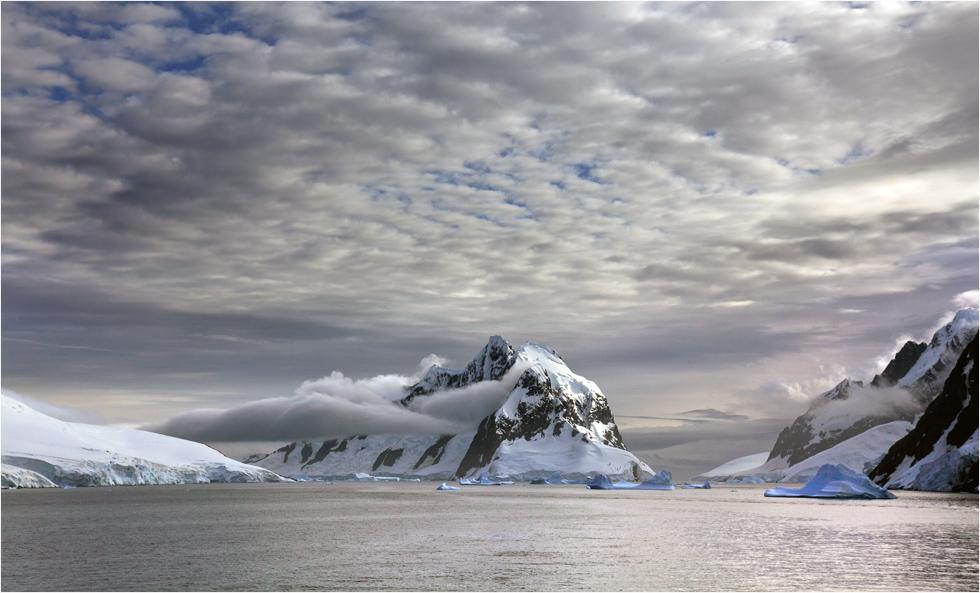 Antarctica - Lemaire Kanal