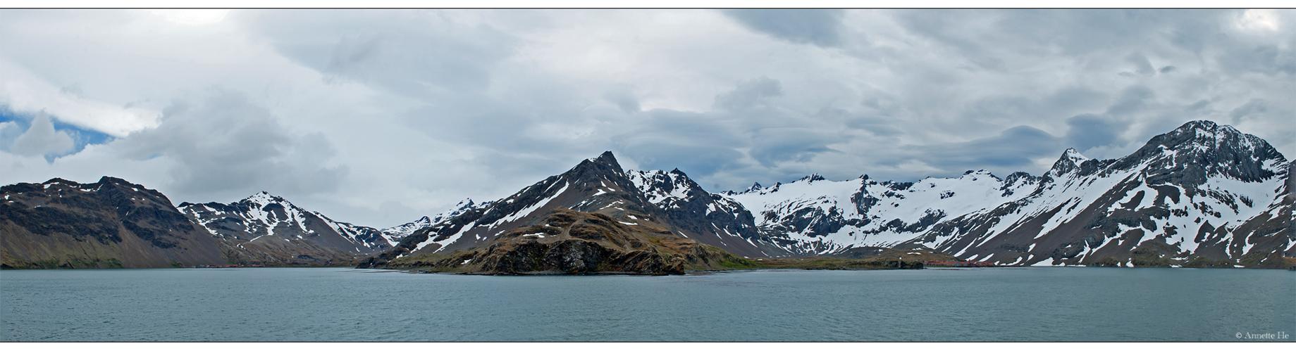 Antarktika [40] - Stromness Bay