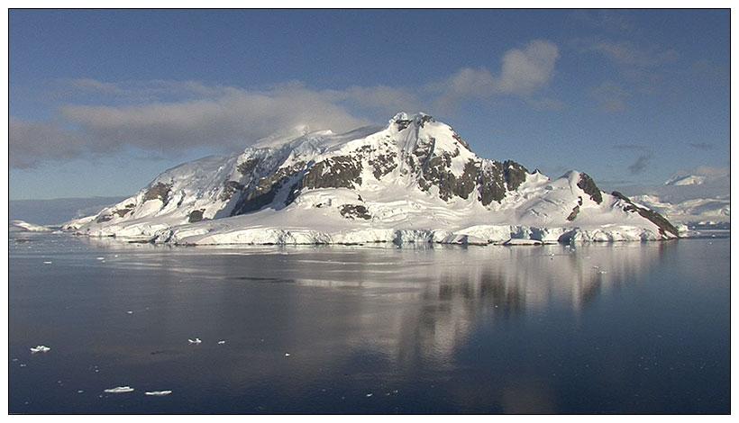 Antarktis 09: Spiegelung