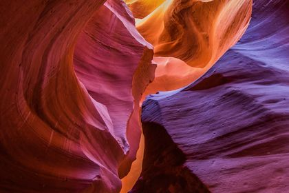 Lower/ Upper Antelope Canyon