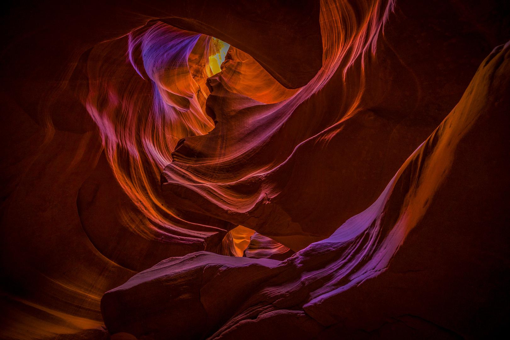 Antelope Canyon - 3