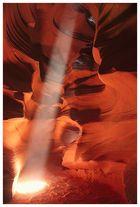 Antelope Canyon 3. (The Beam)