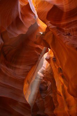 Antelope canyon, beauté de la nature