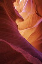 Antelope Canyon - die ersten Versuche