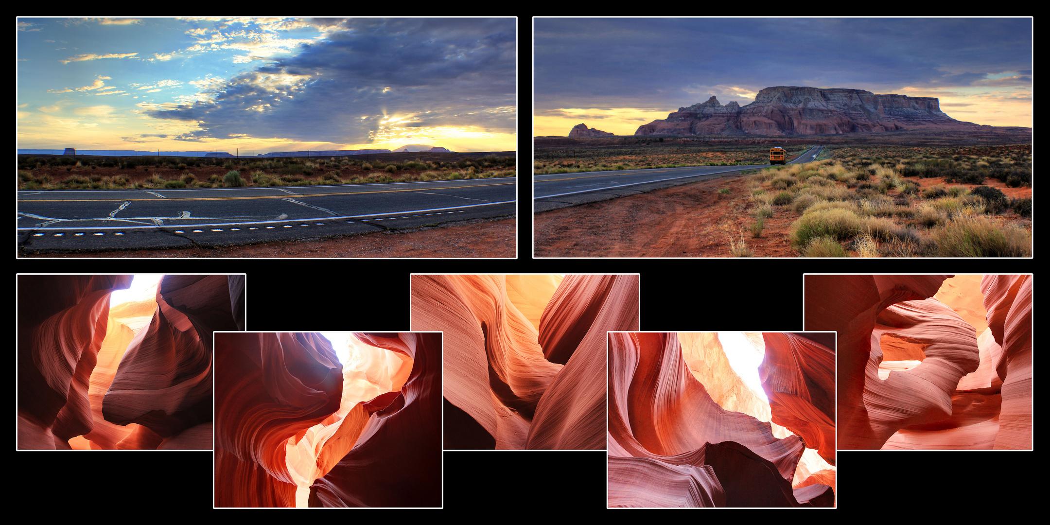 Antelope Canyon (Page Arizona)