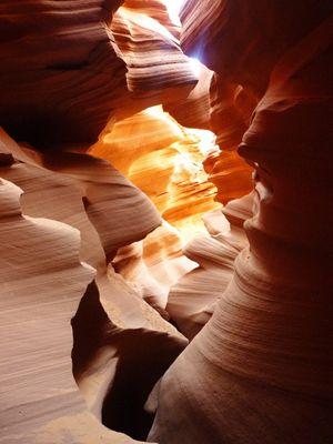 Antelope Canyon, Utah 2011