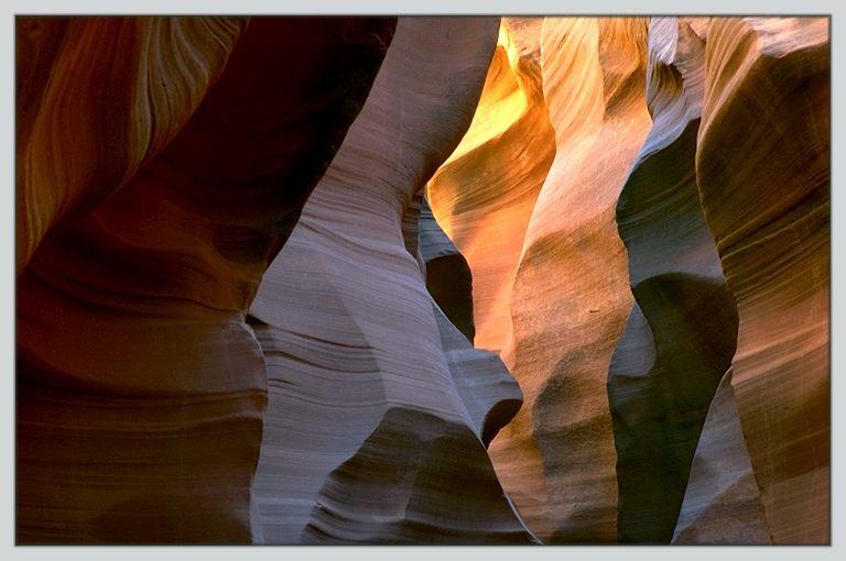 Antelope Slot Canyon, near Page (Arizona)