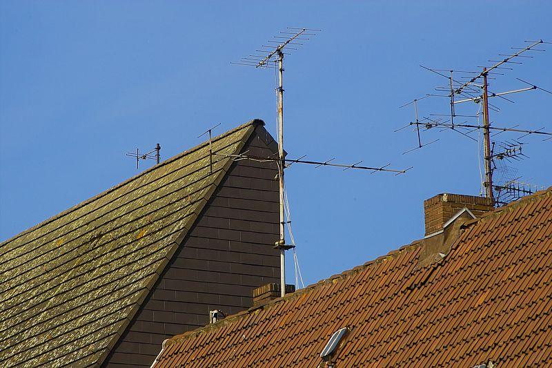 Antennenschnitt