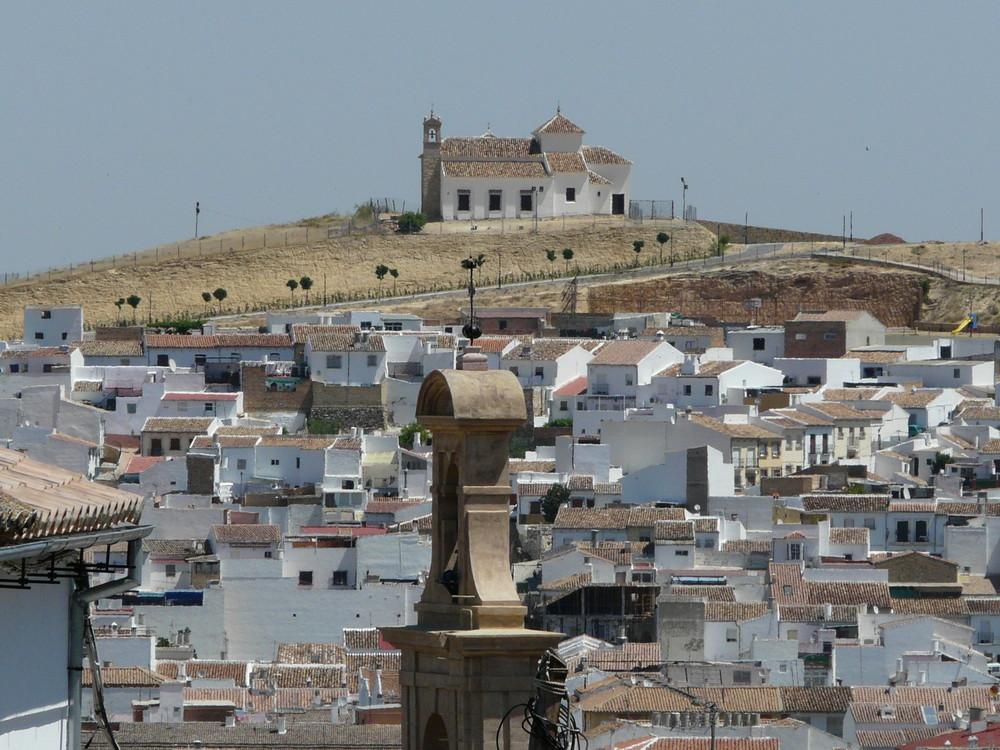 Antequera - Andalousie juin 2008