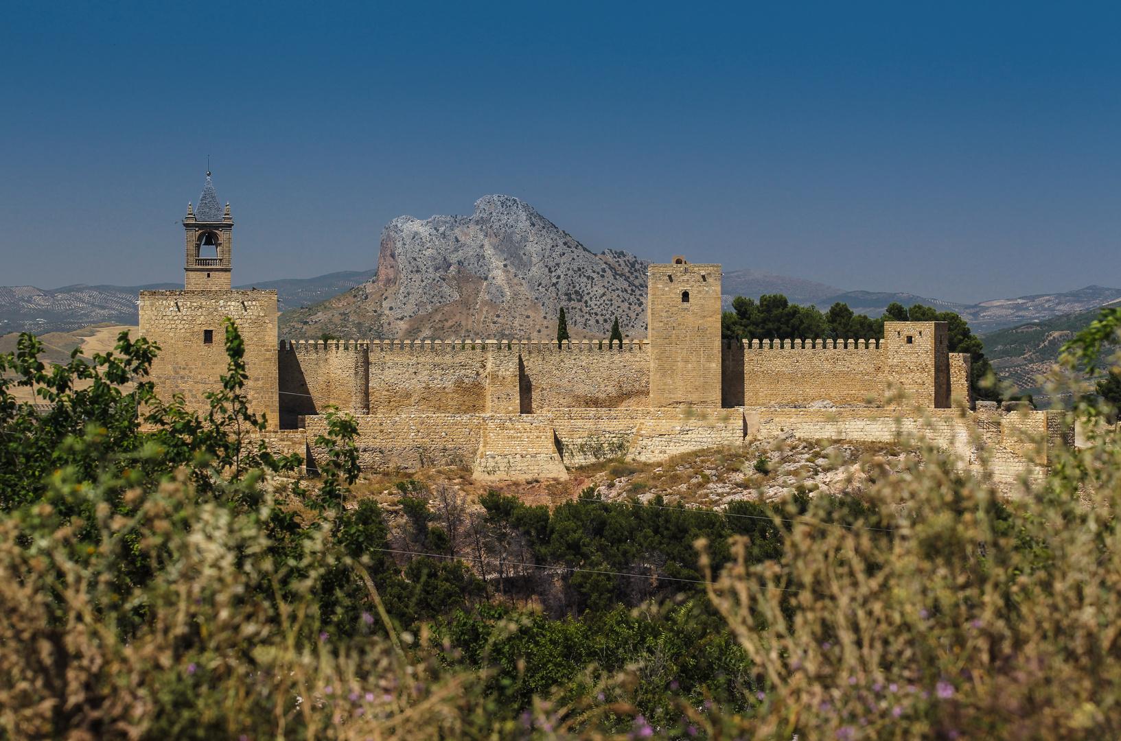 Antequera, Festung