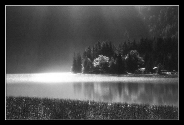 Antholzer See-Südtirol