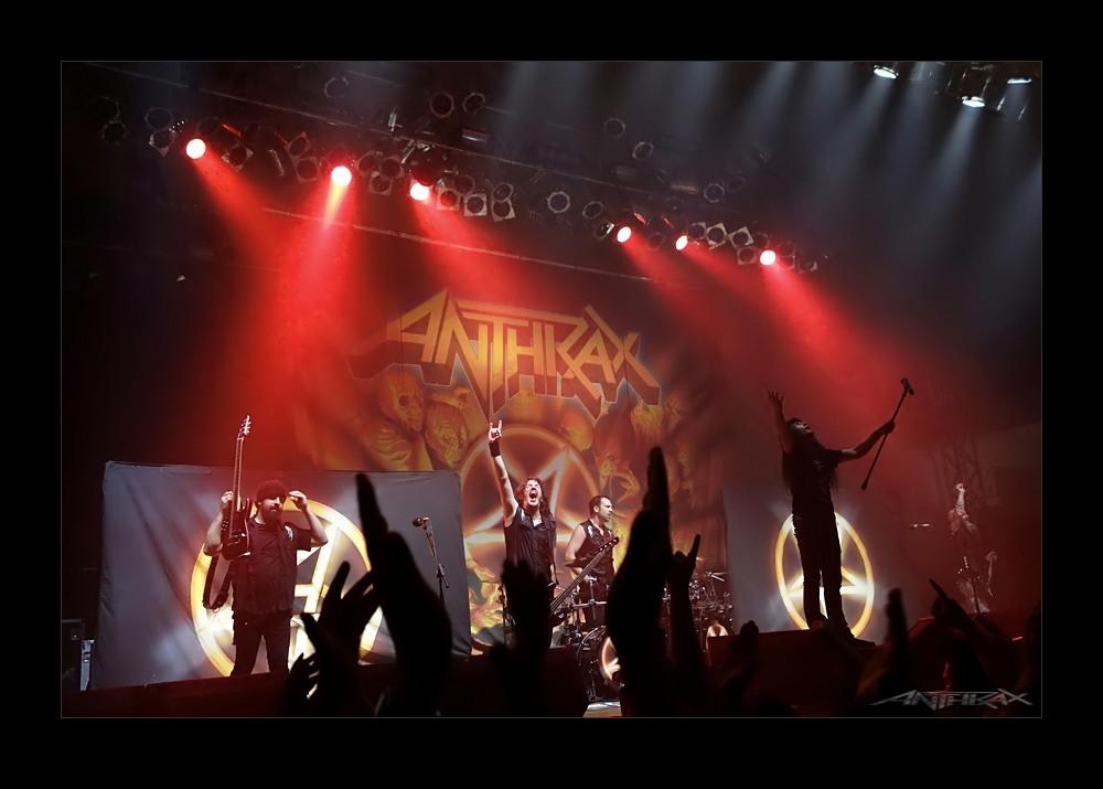 "Anthrax ""Live"""