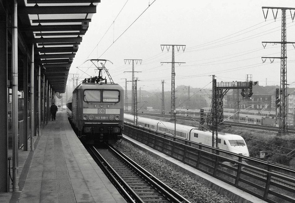 Anti - Bahnromantik IV