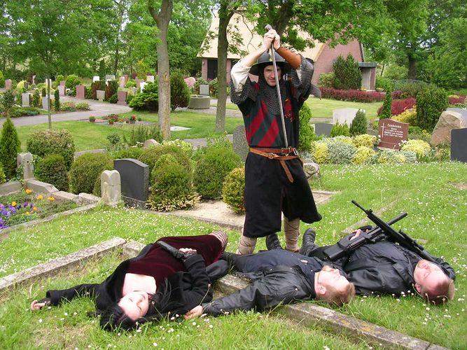 antica feats modern warriors