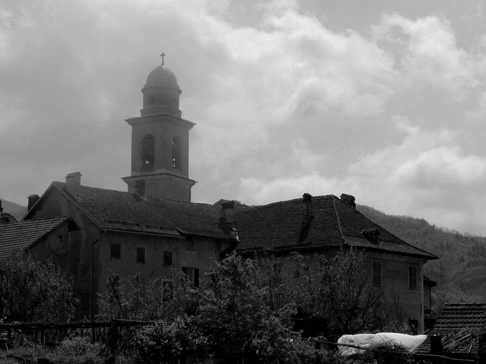 Antica veduta di Sassello