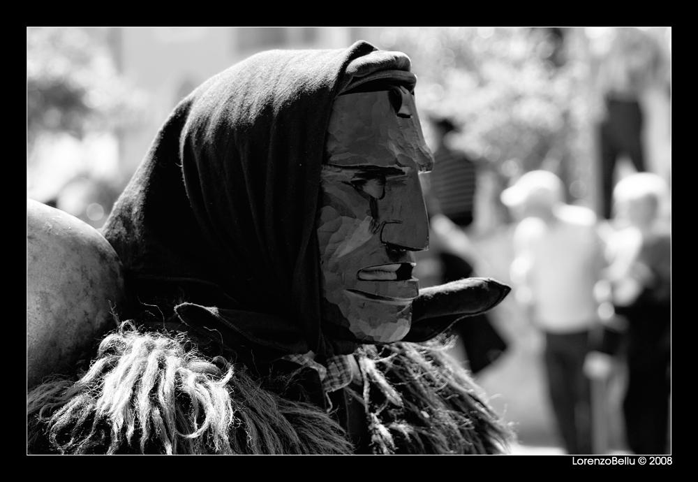 Antiche maschere ... antichi riti