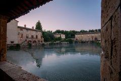 Antiche terme di Bagno Vignoni