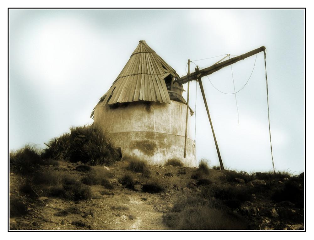 antico mulino andaluso