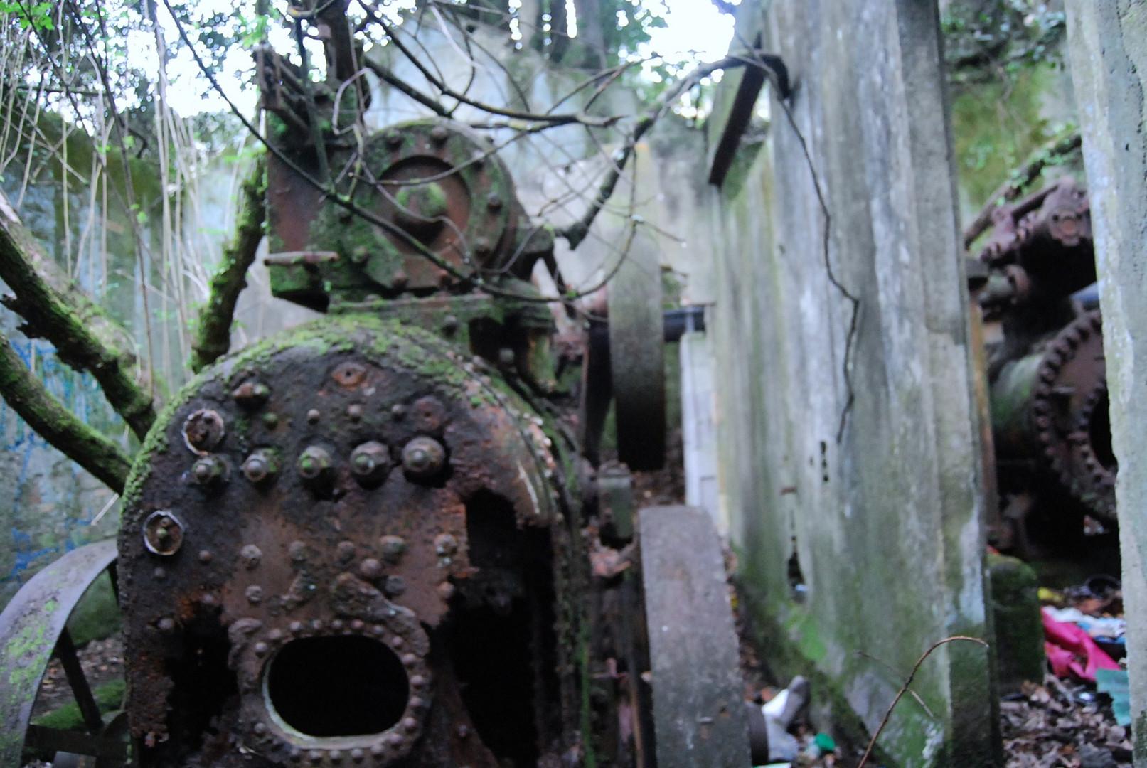 antigua fabrica ( vigo )