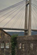 antigua fabrica ( vigo ) , puente de rande