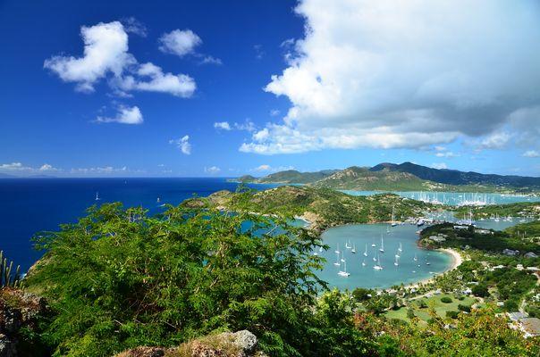 Antigua Shirley Heights