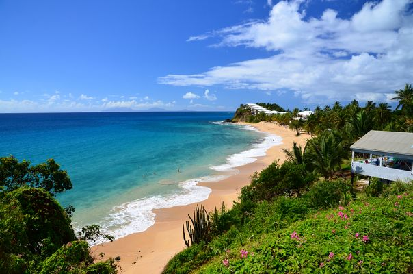 Antigua West Coast