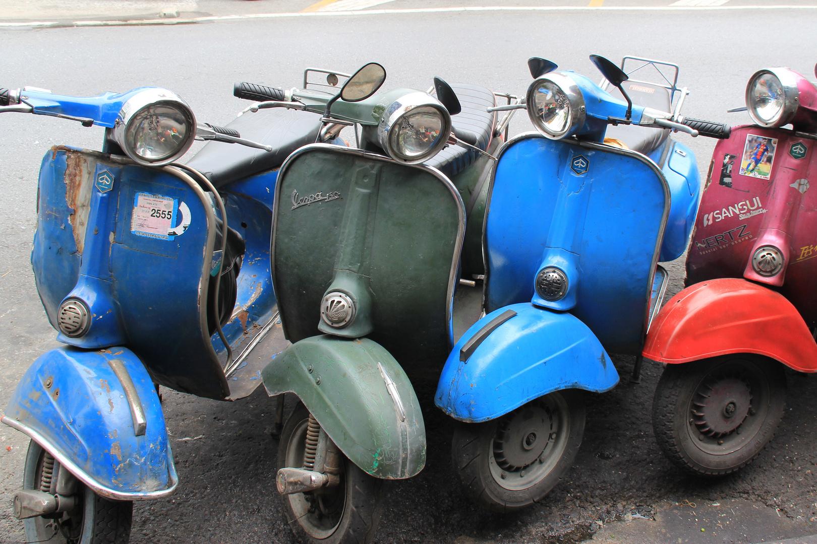 Antik - Mobil