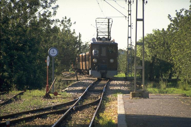 Antike Bahn